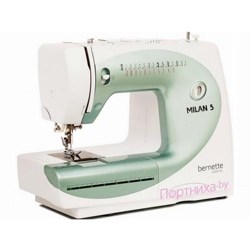 Швейная машинка Bernette Milan 5 (2066)