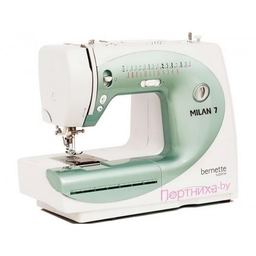 Швейная машинка Bernette Milan 7 (2082)