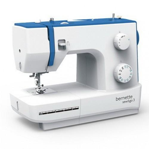 Швейная машинка Bernette Sew&go 3