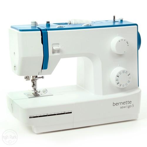 Швейная машинка Bernette Sew&Go 5