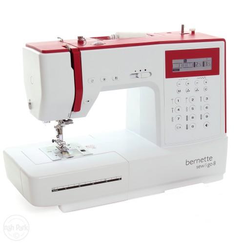 Швейная машинка Bernette SewGo 8