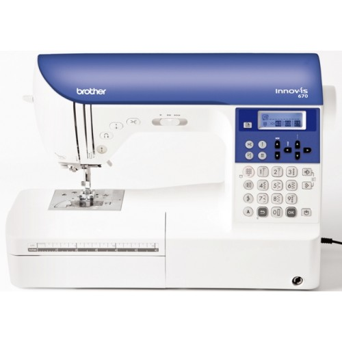 Швейная машинка Brother INNOV-IS 670