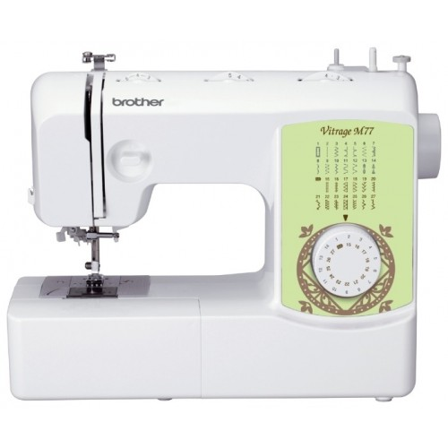 Швейная машинка Brother Vitrage M77