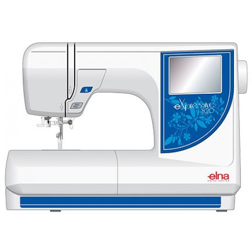 Швейная машинка Elna 820 eXpressive