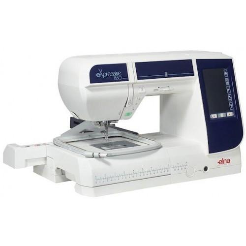 Швейная машинка ELNA eXpressive 860
