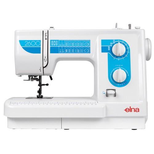 Швейная машинка Elna 2600 Blue