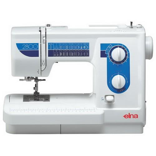 Швейная машинка Elna 2800 Blue