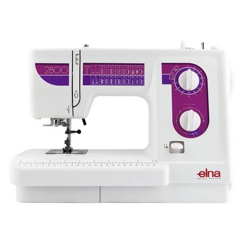 Швейная машинка Elna 2800 Pink