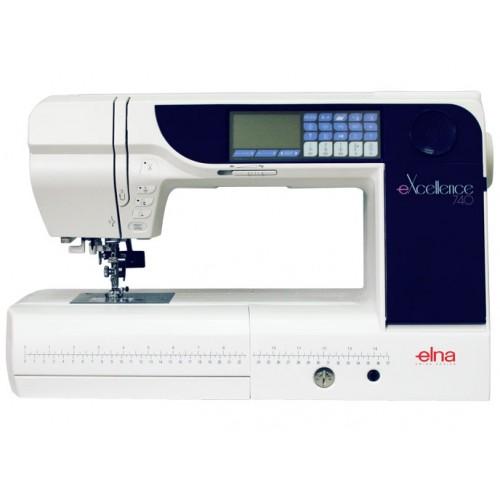 Швейная машинка Elna eXcellence 740