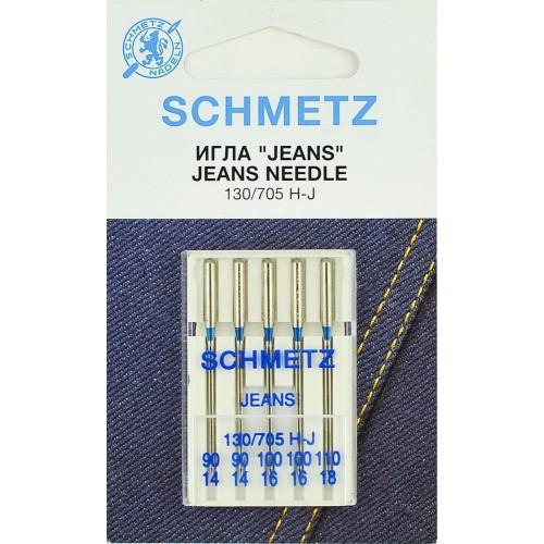 Иглы Schmetz для джинса