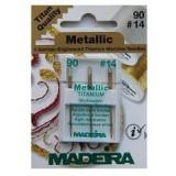 Иглы Metallic titanium № 90 ( 3 шт. )