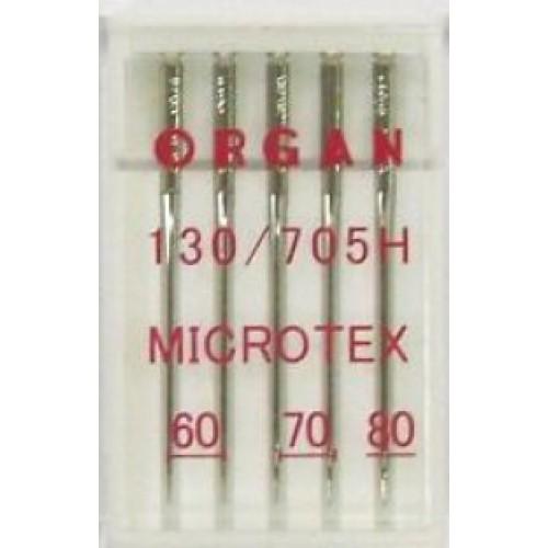 Игла Organ микротекс (особо тонкие)