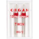 Игла Organ Двойная Стандарт
