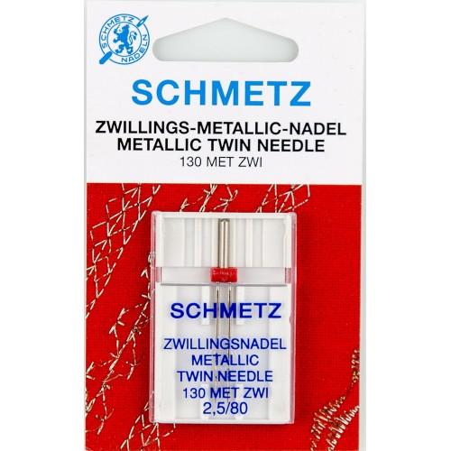 Игла Schmetz для металлизированных нитей