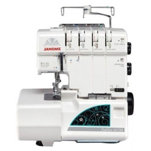Оверлок Janome Jubilee 60788
