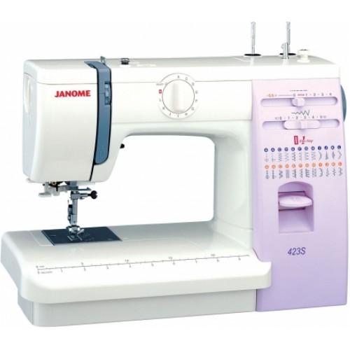 Швейная машинка Janome 423s