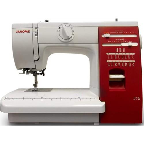 Швейная машинка Janome 515
