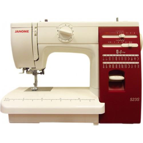 Швейная машинка Janome 523s