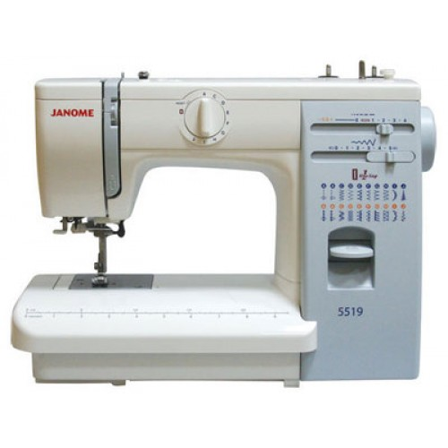 Швейная машинка Janome 5519