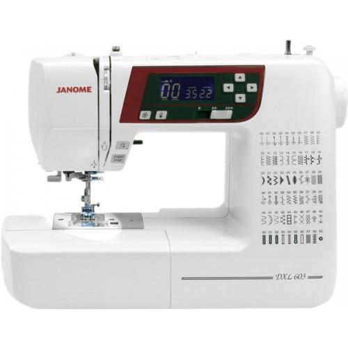 Швейная машинка Janome DC 603