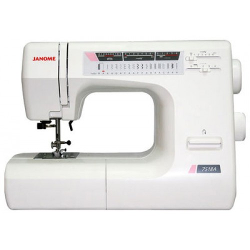 Швейная машинка Janome 7518 A