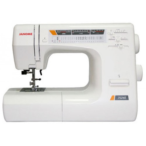 Швейная машинка Janome 7524 E