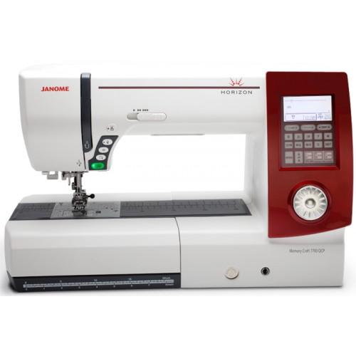 Швейная машинка Janome Memory Craft 7700 QCP Horizon