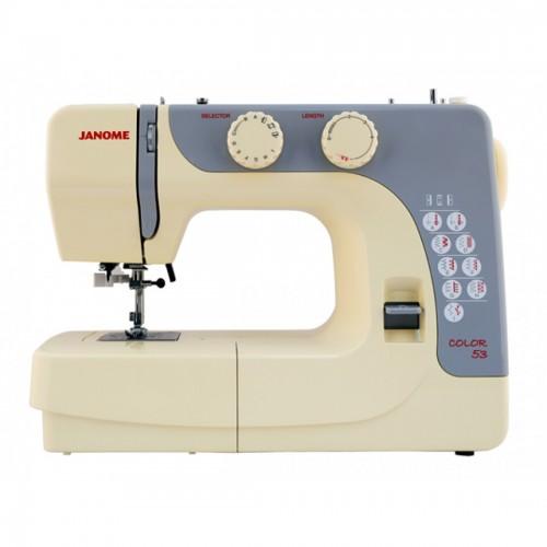 Швейная машинка Janome Color 53