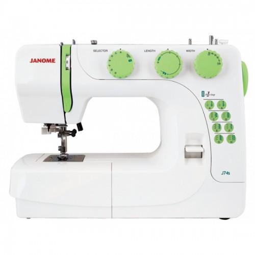 Швейная машинка J74s