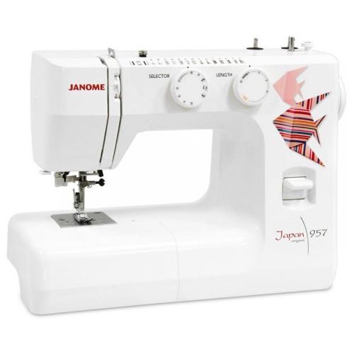 Швейная машинка Janome Japan 957