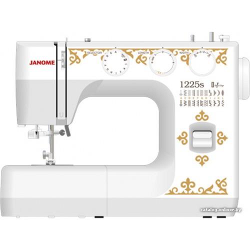 Швейная машинка Janome 1225 s