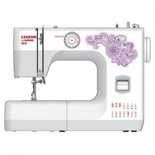 Швейная машинка Janome Legend 2515