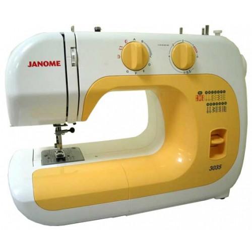 Швейная машинка Janome 3035