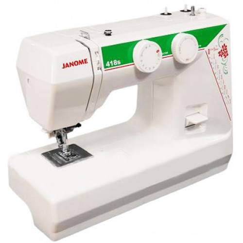 Швейная машинка Janome 418s