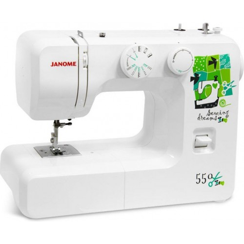 Швейная машинка Janome 550