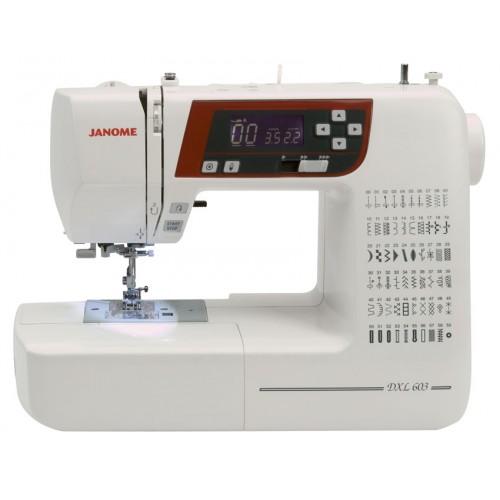 Швейная машинка Janome 603 DXL