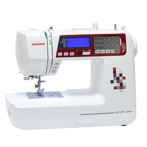 Швейная машинка Janome 608 QDC