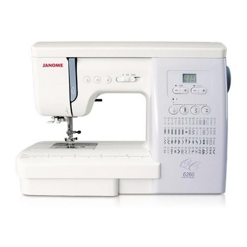 Швейная машинка Janome QC 6260