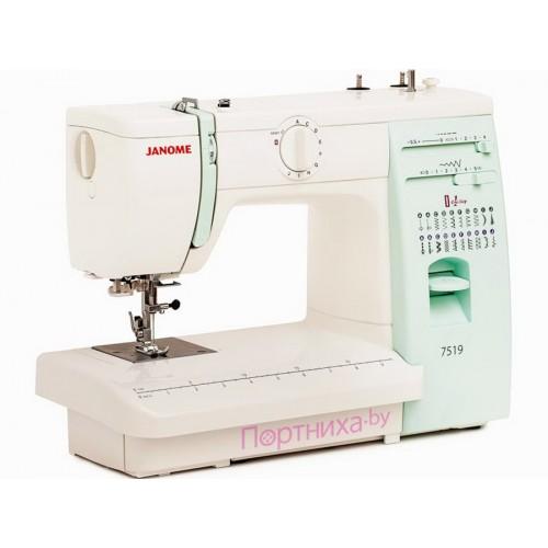 Швейная машинка Janome SE 7519 Special Edition