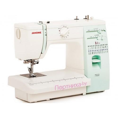 Швейная машинка Janome SE 7522 Special Edition