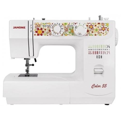 Швейная машинка Janome Color 55