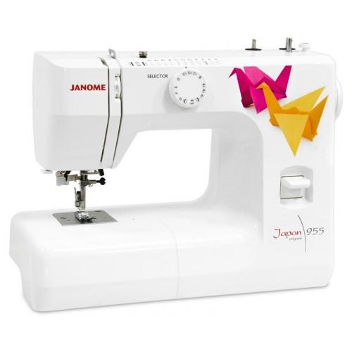 Швейная машинка Janome Japan 955
