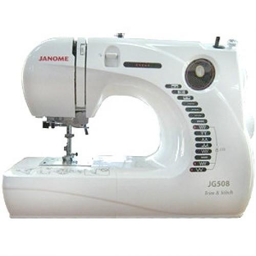 Швейная машинка Janome JG 508