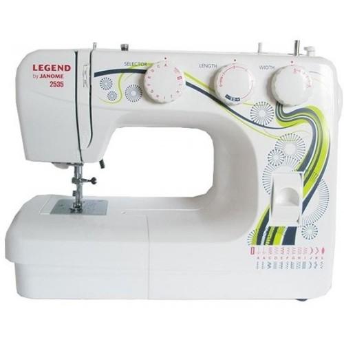 Швейная машинка Janome Legend 2535
