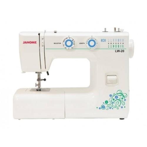 Швейная машинка Janome LW 20