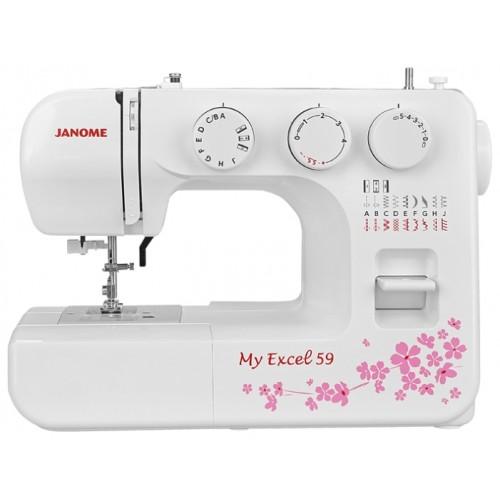 Швейная машинка Janome MX 59