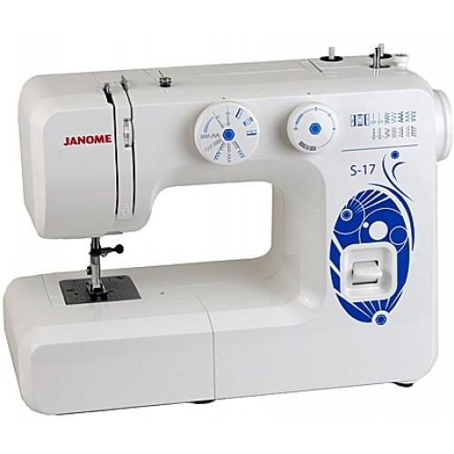 Швейная машинка Janome S-17