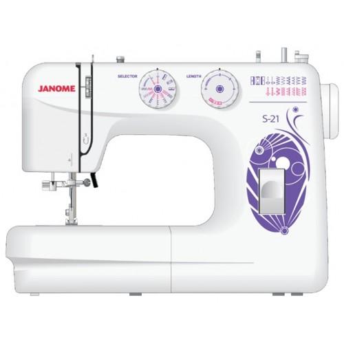 Швейная машинка Janome S-21