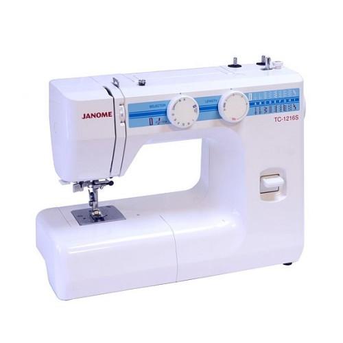 Швейная машинка Janome TC 1216s