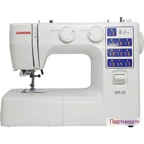 Швейная машинка Janome XR 23S